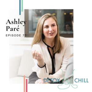 Advocate for Yourself at Work [Detox & Chill Podcast]