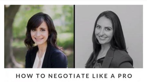 How to Negotiate a Salary When You're a Working Mom [Interview]
